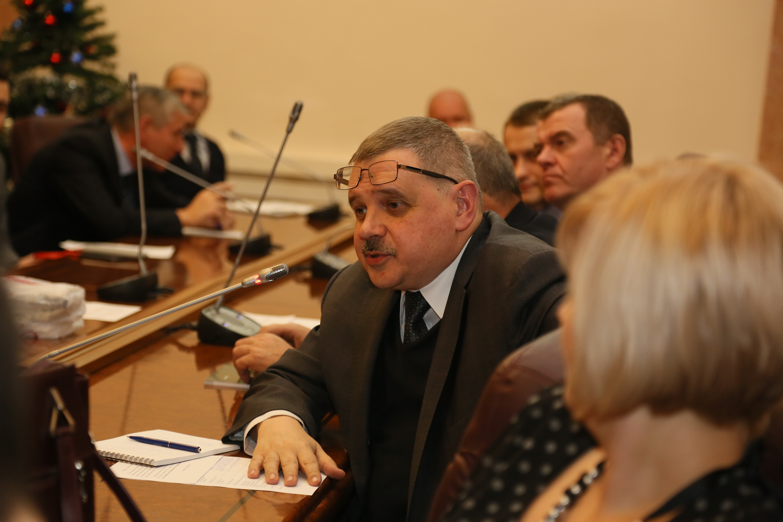 Выступление заместителя Председателя Следственного Комитета А.В. Фёдорова