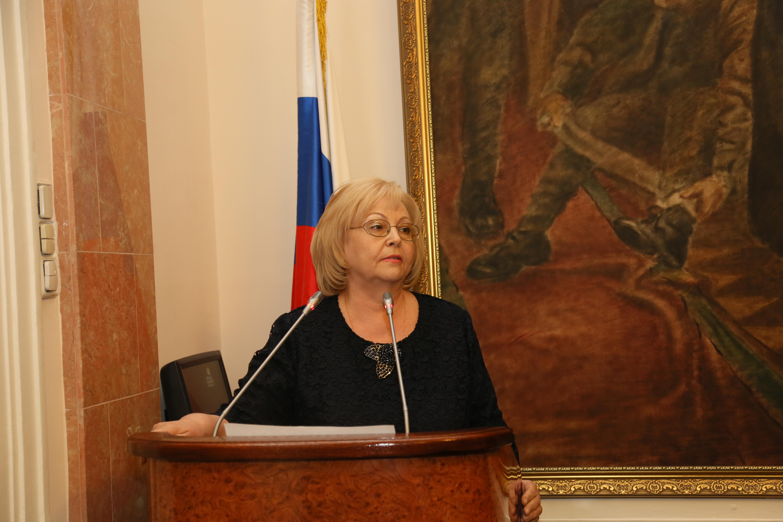 Выступление 25 декабря 2014 г. О.Н. Ведерниковой