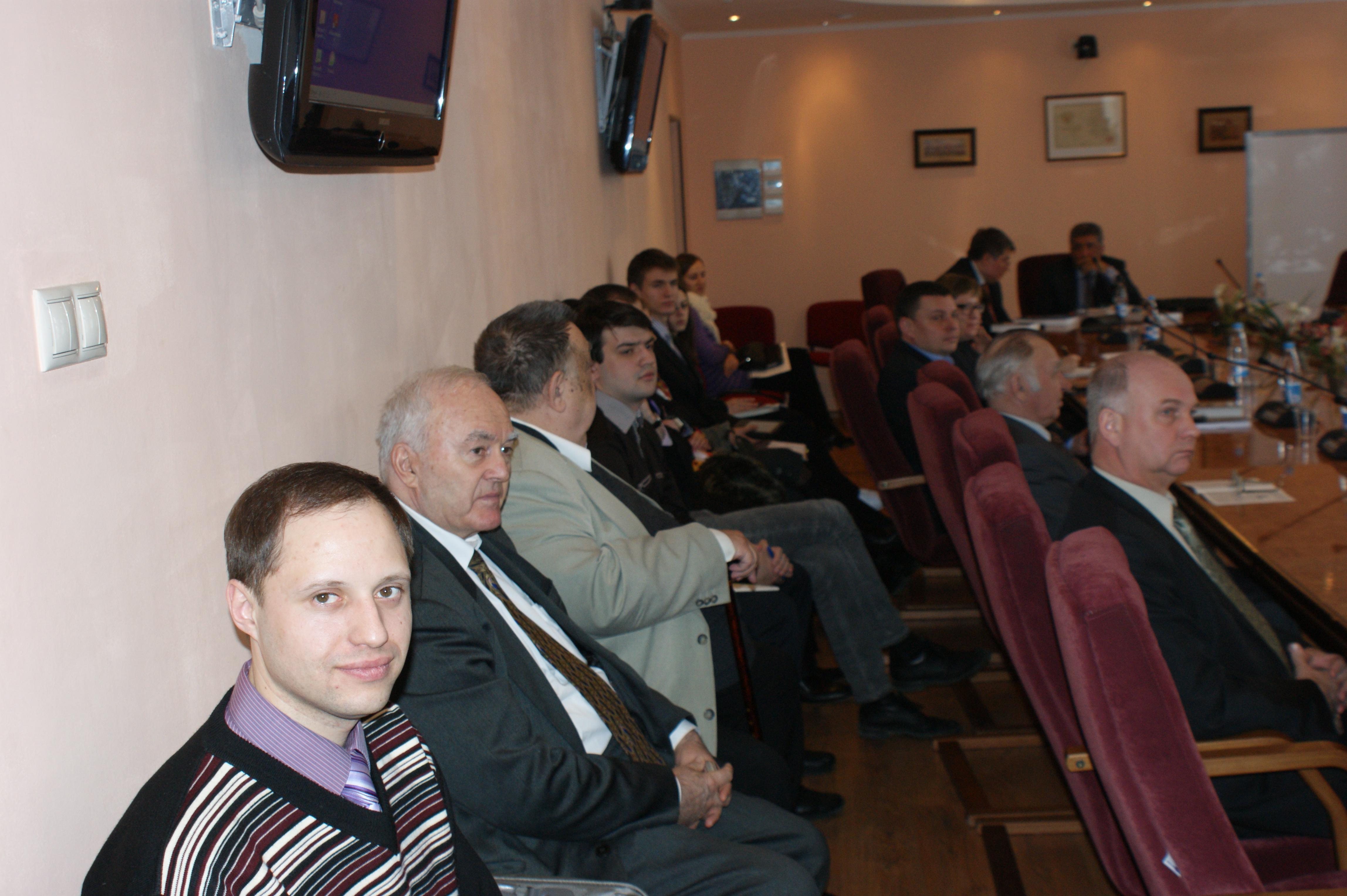 Заседание Союза 27 марта 2012