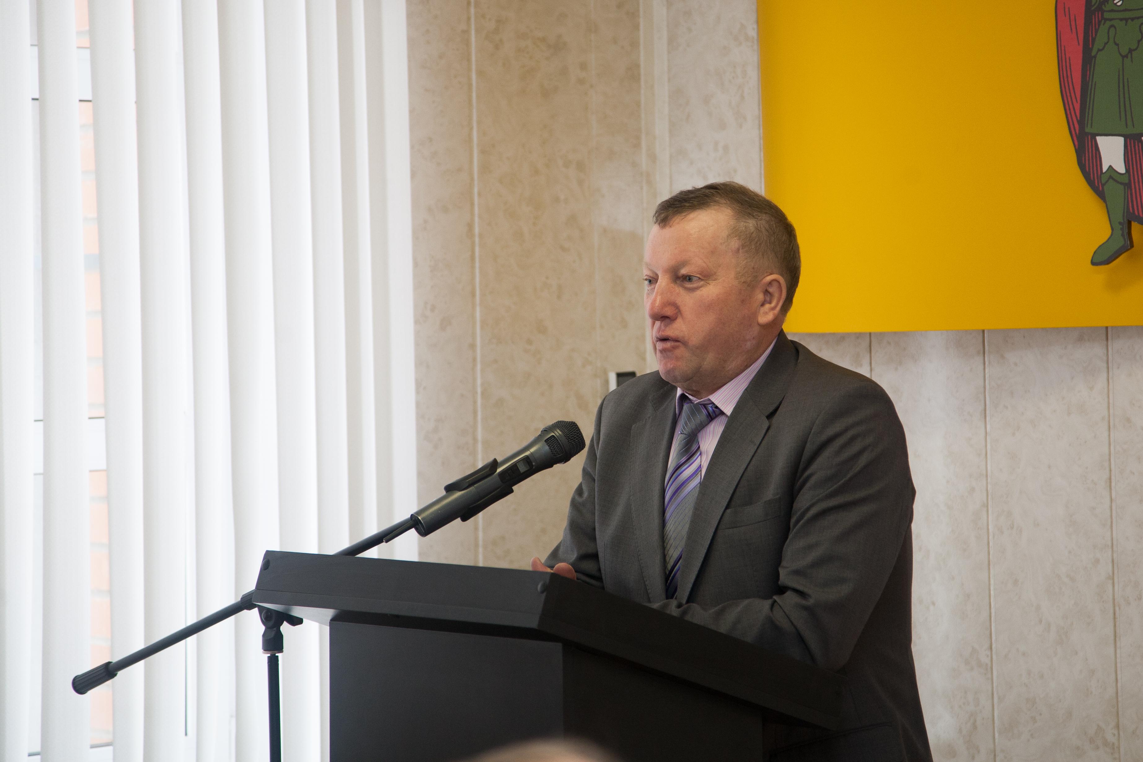 Председатель Отделения СКК в ЦФО Гришко А.Я.