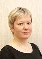 Елена Александровна Антонян (заместитель заведующего кафедрой, руководитель НОЦ)