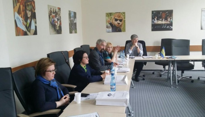 Участники круглого стола – делегация СКК