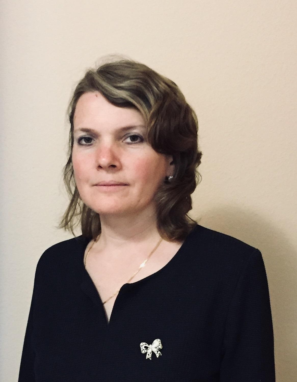 Клещина Елена Николаевна
