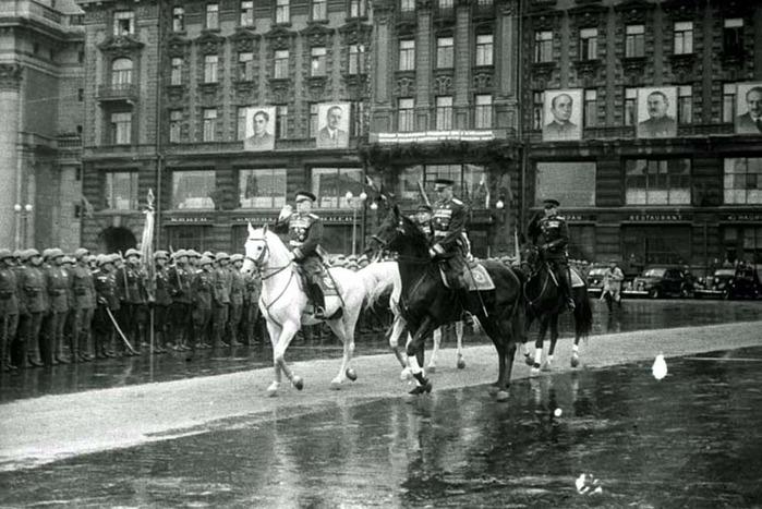 24 июня 1945 года Парад Победы