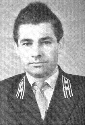 Найденов Виктор Васильевич